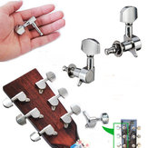 6Pcs Guitar String Tuning Pegs Tuners Machine Heads Acoustic Electric Guitar Part