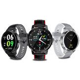 Bakeey X20S 1.3inch Full-touchscreen Hartslag Bloeddruk Zuurstofmonitor Helderheidsregeling Smart Watch