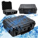 スポンジ付き防水ハードキャリーツールケースバッグ収納ボックスカメラ写真
