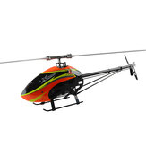 XLPower Spectre 700 XL700 6CH 3D Flying RC Helicopter Kit Sem lâmina da cauda principal