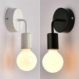 Vintage Industrial Wall Lamp Lighting Indoor Bedside Bulb Holder Decor