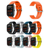 Bakeey Colorful 20MM Silicone Watch Banda para Amazfit GTS Smart Watch