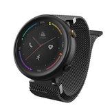 Relógio de aço inoxidável milanesa magnética Banda substituição de correia de relógio para amazfit 2 amazfit smart watch 2