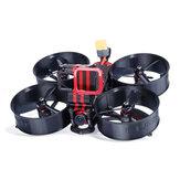 iFlight MegaBee V2.1 3 Inch FPV Racing Drone BNF F4 Controlador de vôo 2-4S 35A ESC 500mW VTX Suporte de transporte para GoPro5 / 6/7 4K Filmadora Cam
