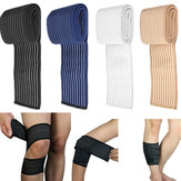 Esportes elásticos Bandage Knee Pad Support Wrap Knee Band Brace Elbow Calf Arm Support