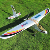 MD-1400 1400mm Wingspan EPO FPV Glider Trainer RC Airplane KIT/PNP