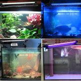 112CM 13.4W IP68 Waterproof 66PCS LED Aquarium Light  RGB Remote LED Fish Tank Light Submersible