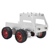 C-6 DIY Podstawa aluminiowego inteligentnego robota RC Podstawa podwozia samochodu