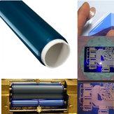 Devre Üretimi İçin 30cmx1M PCB Kuru Film Işığa Duyarlı Fotoresist Levhalar