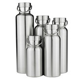 Stainless Steel Thermos Double Wall Vacuum Insulated Water Bottle Stainless Cap