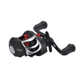Xmund XD-CF4 7.1:1 17+1 Fishing Reel Max Drag 8kg Left/Right Hand Reel Brake System Fishing Tackle