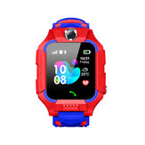Anti-Perdu Montre Smart Watch LSB Tracker SOS Call IP67 Étanche Pour Enfant Enfants Chat vocal Prendre Photo