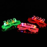 Light-Up Glasses LED Light Flashing Eyeglass Glasses Frame