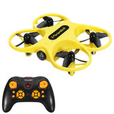 Mirarobot S60 Mini LED/FPV Racing Drone Quadcopter Flight Mode Switch with CM275T 5.8G 720P Camera