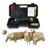 1200W 220V Electric Shears Shearing Hair Clipper 2600r/min Adjustable Speed of 6 Gears Sheep Goat AU Plug