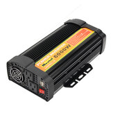 Solar Power Inverter 12000W Peak DC 12V zu AC 110V Modifizierter Sinuswandler für Car Home Outdoor