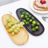 Chengshe Multifunktionale Bambus Untertasse Tee Tablett Obstteller Snack Teller Nussteller aus XIAOMI Ökologische Kette