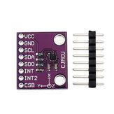 CJMCU-250E BMA250E Sensormodul Dreiachsiger Low-G-Beschleunigungssensor Dreiachsiger Beschleunigungsmesser SPI IIC-Schnittstelle CJMCU für Arduino - Produkte, die mit offiziellen Arduino-Platinen kompatibel sind