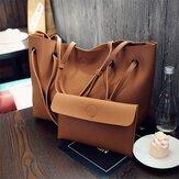 Fashion Women Leather Shoulder Messenger Purse Handbag Crossbody Satchel Tote Bag