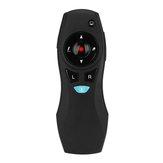 Viboton A3 2.4G Wireless remoto Control Pen Laser Puntatore Presentatore per presentazione PPT
