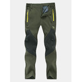 Mens Outdoors Waterproof SporT-pants Breathable Quick Drying Hiking Pants