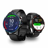 Kospet Vision 1.6 'LTPS Crystal Display 3G + 32G 5.0MP Frontale Dual fotografica 4G-LTE Videochiamata 800mAh Google Play Cinturino in pelle Smart Watch Phone