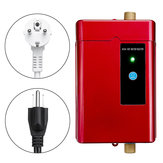 Electric Tankless Hot Water Heater Instant Heating For Bathroom Kitchen Washing
