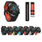 Bakeey 22mm Colorful Silicone Cinturino Smart Watch Banda Per Huawei OROLOGIO GT 2 46MM