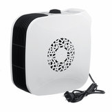 700W Electric Heating Fan Heater Portable Automatic Thermostat Control Winter Air Warmer