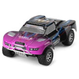 Wltoys 18403 1/18 2.4G 4WD RC Car Electric Short Course Vehicle RTR Model