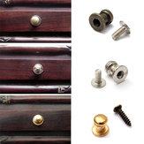 Mini Decorative Jewelry Box Chest Case Cabinet Drawer Door Pull Knobs Handle