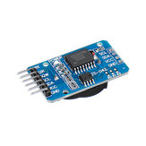 5pcs DS3231 AT24C32 IIC Precision RTC Real Time Clock Memory Module Geekcreit for Arduino - products that work with official Arduino boards