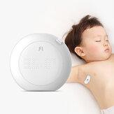 Monitor inteligente de febre do bebê 24 horas da Fanmi