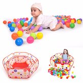 Outdoor 90cm Foldable Waterproof Pit Ocean Ball Pool Indoor Baby Game Play Mat House Children Kids Toy Tent