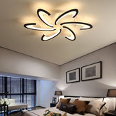 Modern LED Ceiling Light For Living Dining Room Bedroom Lustres Led Chandelier