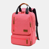 Men Women Fashion Large Capacity Multi-pocket Backpack