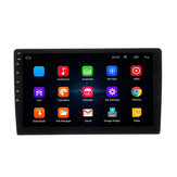 10.1 Inch Car Stereo Radio Multimedia Player Touch Screen GPS Wifi bluetooth FM AM DSP for Android 8.1 1 Din 4 Core 1+16G