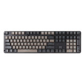 108 Chaves PBT Five-Sided Dolch Sky Filco Keycap Set para Mecânico Keyboard