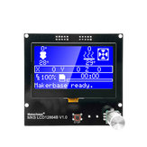 MKS LCD12864B Display LCD Inteligente Display 3D Printer Part