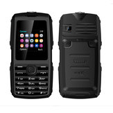 ODSCN BOSS62 1,8 Zoll 1000mAh FM-Radio Bluetooth WhatsApp Taschenlampe Dual-SIM-Karte Feature Phone