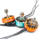 RINPOWER SmooX 2306 Plus 1880KV 5-6S / 2280KV 2580KV 4-5S Brushless Motor for RC Drone FPV Racing
