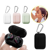 Portable Shockproof Dirtproof Silicone Wireless bluetooth Earphone Storage Case for Sabbat E12 / X12 PRO