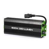 600W Horticulture Electronic Watt Dimmable Digital Grow Light Ballast for MH HPS