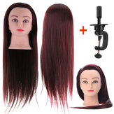 "23 ""Hairdressing Practice Model Schaufensterpuppe Dummy Head"