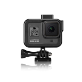 Aluminum Alloy Protective Frame Cover Sports FPV Action Camera Accessories Spare Part for GOPRO HERO 8