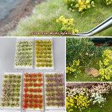 Mini Blume Cluster Ciniature Modell Militär Modellszenario Zug Sand Tisch DIY Modellierung Architektur Landschaft Materialien Dekorationen
