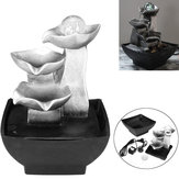 Rockery Fountain Waterfall Feng Shui Desktop Water Sound Indoor Table Desk Decorations