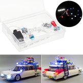 LED Light Kit ONLY For Lego 21108 Ghostbusters Ecto-1 Lighting Bricks USB Port