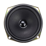 4.5 Inch 10W 8Ω DIY Bass Horn Stereo Subwoofer Luidspreker Luidspreker Home Party Decor
