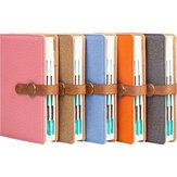 2020 Semanalmente Planejador de Diário Mensal Planejador Diário Trabalho de Estudo A5 Caderno